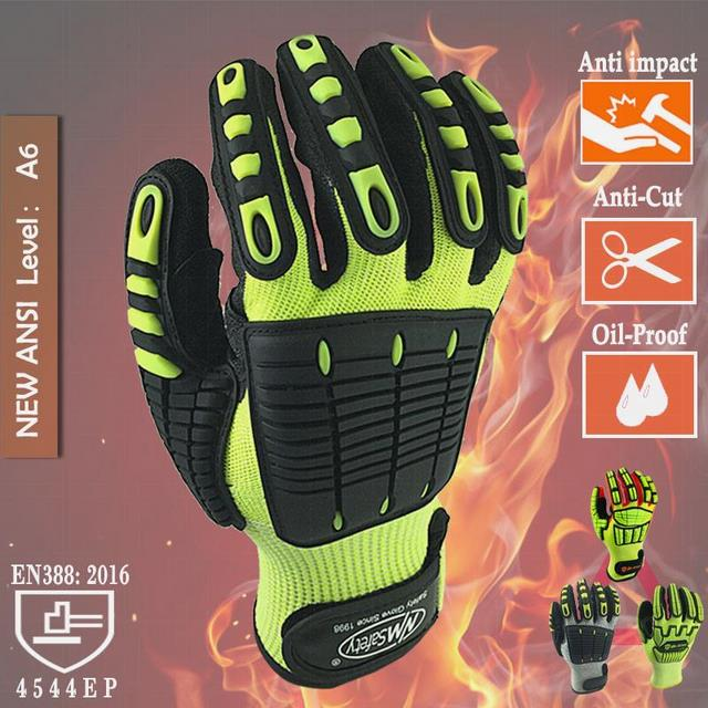 safety gloves|work glovesshock absorbing gloves